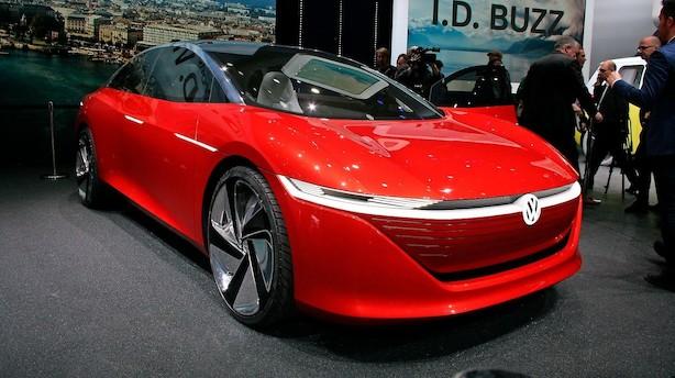 Fremtidens luksusbil har hverken rat eller pedaler