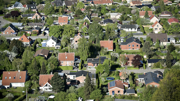 """Husejere kom pænt fra start i første kvartal med """"ret kraftig"""" prisstigning"""