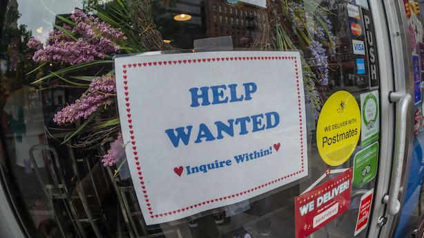 Jobrapport fra USA slår alle forventninger