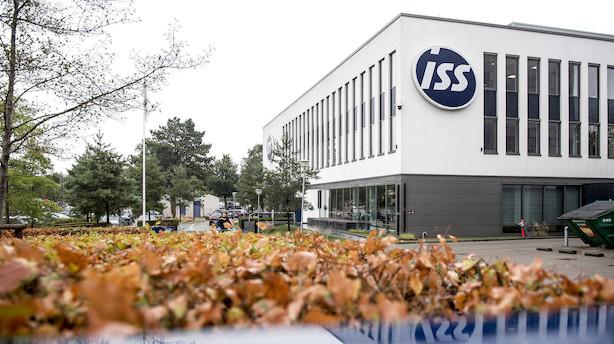 ISS frasælger rengøringsaktiviteter i Holland