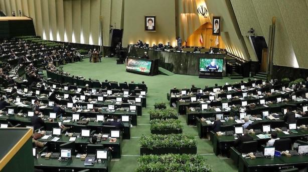 Professor: EU-sanktioner vil ikke chokere Iran