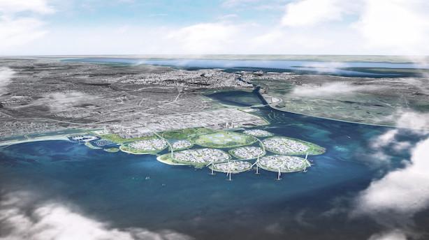 """DF afviser at have sagt god for ni nye øer syd for København: """"Vi har slet ikke kendt til, at planen var på vej"""""""