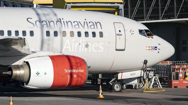 SAS-piloter går i strejke: Over 72.000 passagerer rammes