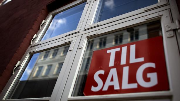 Nu er ejerlejligheder billigere end ved toppen i 2006