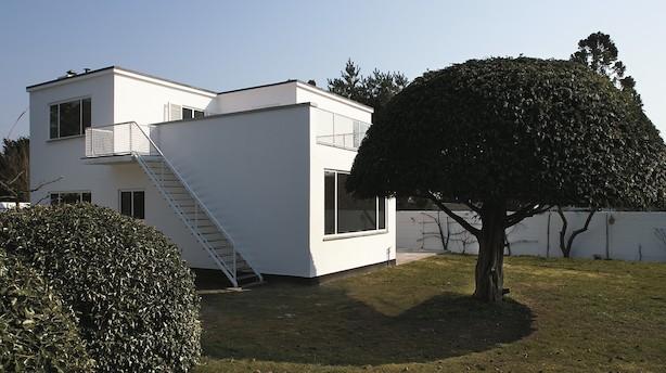 Se arkitekternes egne huse indefra - og få historien bag