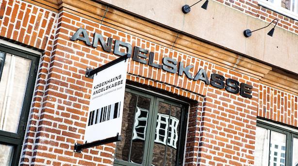 Københavns Andelskasse sigtet for brud på hvidvasklovgivningen