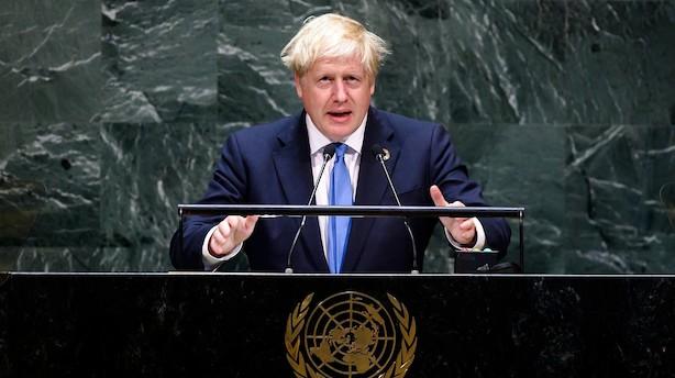 Boris er landet i London: Her er scenarierne