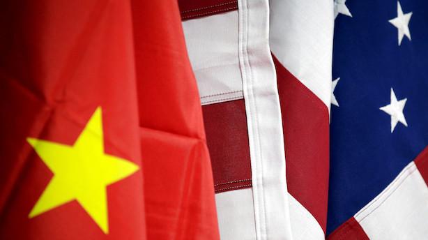 Aktietendens i USA: Forhåbninger om minihandelsaftale løfter markederne