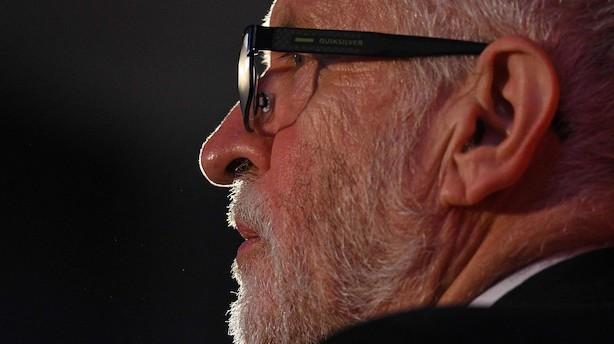 Brexit-modstandere vil ikke gøre Corbyn til premierminister