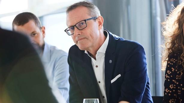 Forbundsformand om Danske Banks frivillige fratrædelser: