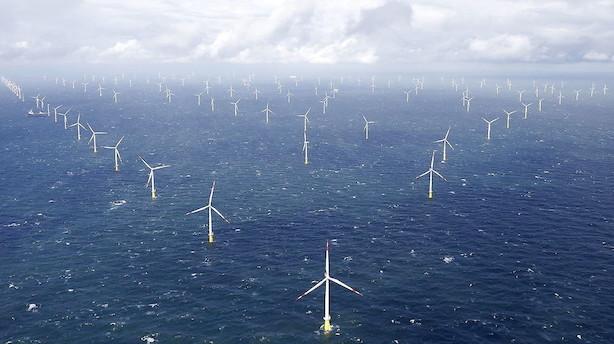 Vind: Frankrig sænker mål for onshore - hæver mål for offshore