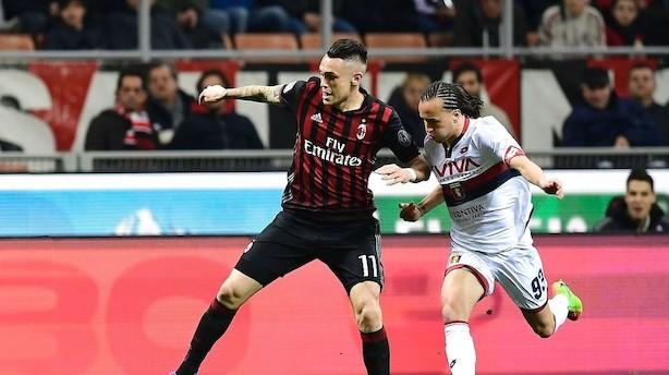 AC Milan på vej mod børsnotering i Hongkong
