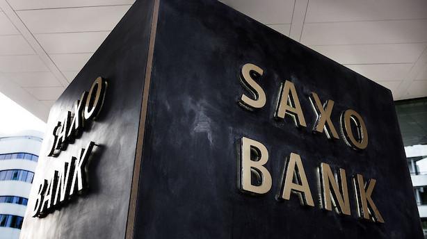 Saxo Bank henter tidligere HSBC-chef til toppost