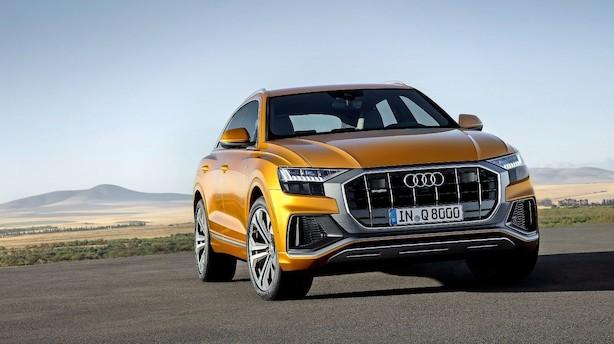 Q8 varsler mere drama fra Audi
