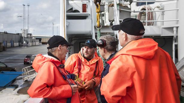 Fiskere skuffede over brexit-hvidbog: Mere fisk skal koste briterne