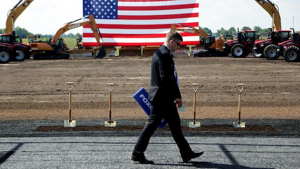 USA skal låne endnu mere i andet halvår