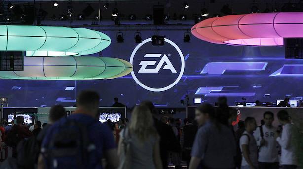 Optur for EA games - Nyt spil tiltrækker 25 millioner spillere på en uge