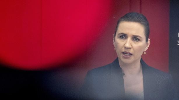 Mette Frederiksen: Vi er blevet smidt ud af forhandlingerne om tidlig folkepension