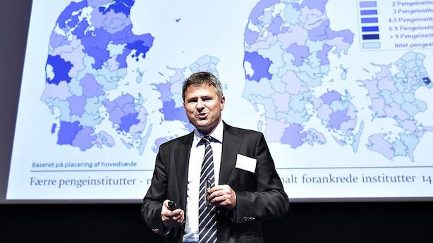 EU's bankmyndighed frikender tilsyn i Danmark og Estland i Danske Banks hvidvasksag