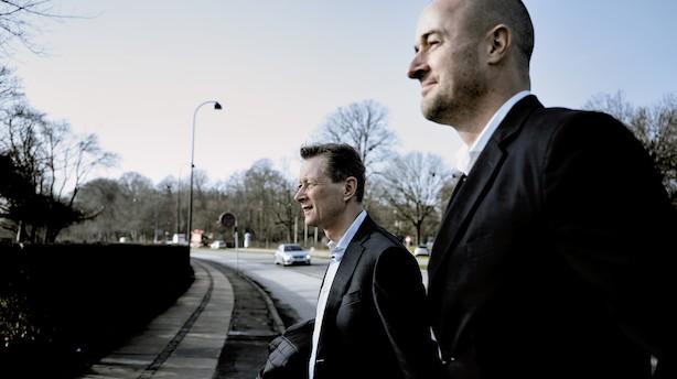 """Tidligere Nordea-folk starter hedgefond: """"Efter mere end 20 år det samme sted, ville jeg prøve at lave noget nyt og for mig selv"""""""