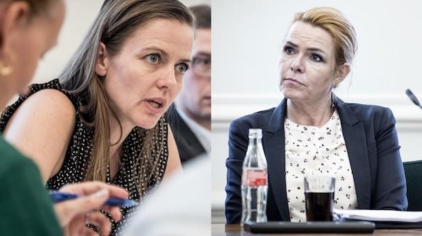 Ellen Trane Nørby eller Inger Støjberg? Her er profilerne som skal i kampvalg