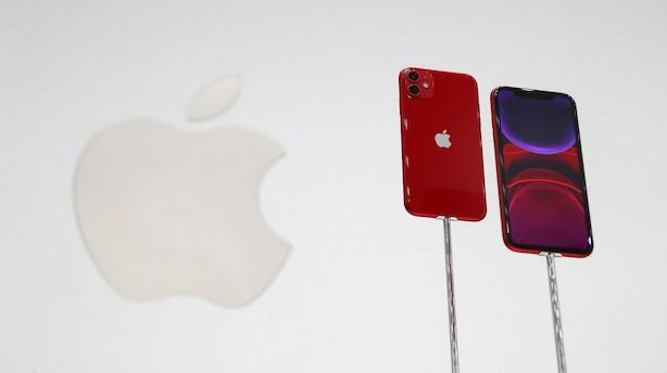 Aktieåbning i USA: Afdæmpet reaktion med fremgang til Apple og Lexicon