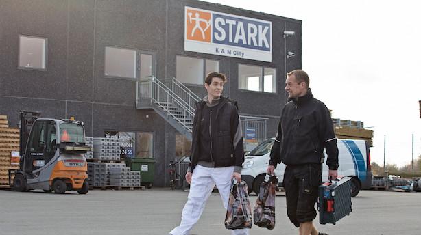 Stark på opkøbsjagt i Midtjylland: Køber flere forretninger af konkurrenten Sjakk