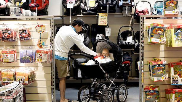 Medie: Babysam skal sælges
