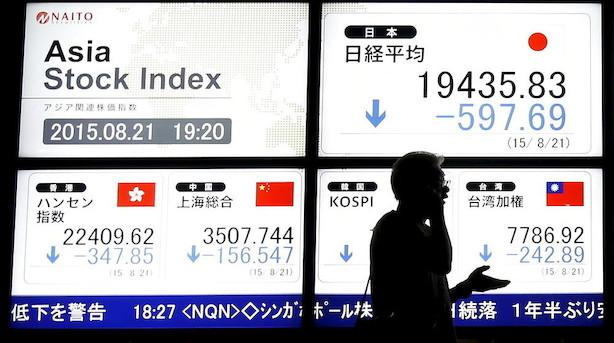 Aktier: Små kursfald i Asien på nordkoreansk uro