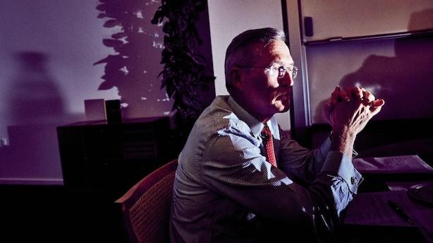 Hans-Ole Jochumsen trækker stikket i Nasdaq