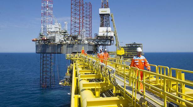 Maersk Drilling får forlænget to kontrakter i Nordsøen