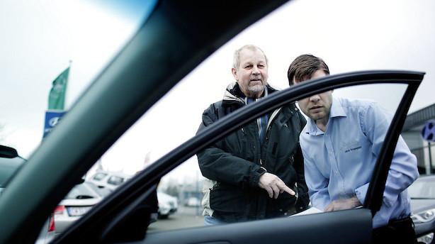 Det skriver medierne: Konflikt om leasingbiler optrappes