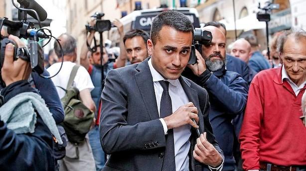 Vild regering på vej i Italien: Højrefløj og protestparti har lavet aftale
