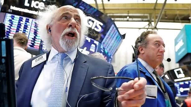Aktier: Wall Street frygter igen Trumps toldmure og en ny dom