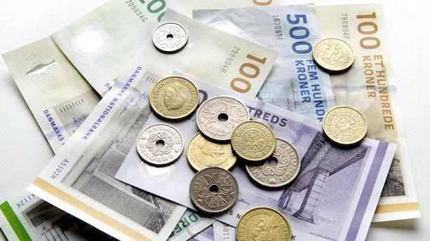 Måling: Syv ud af ti finder lønniveauet i toppen for højt