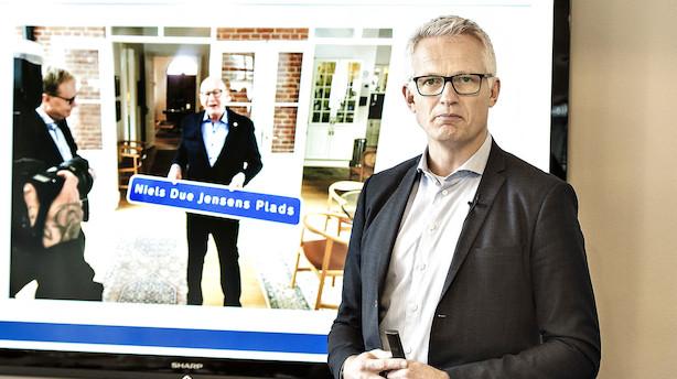 Midt i slagsmål om milliardopkøb: Mads Nipper og Grundfos kigger på omkring 40 selskaber