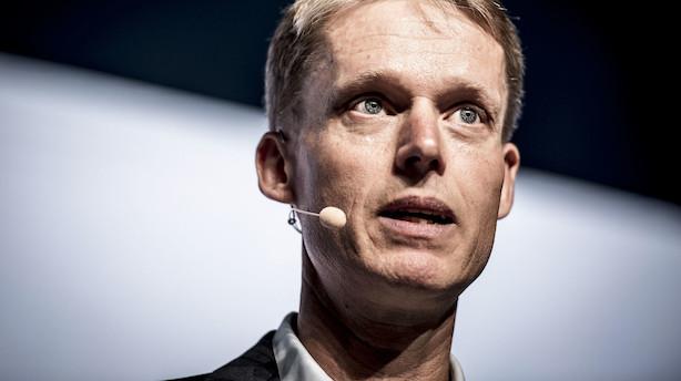 Henrik Poulsen om Ørsteds vej til toppen: Hurtig grøn omstilling giver pote på bundlinjen
