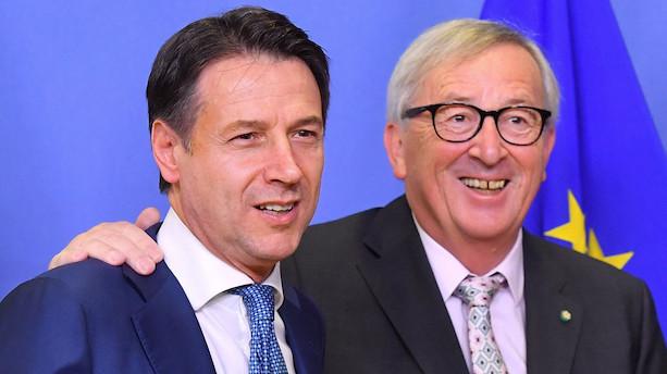 Euroministre støtter EU-Kommissionen i opgør med Rom