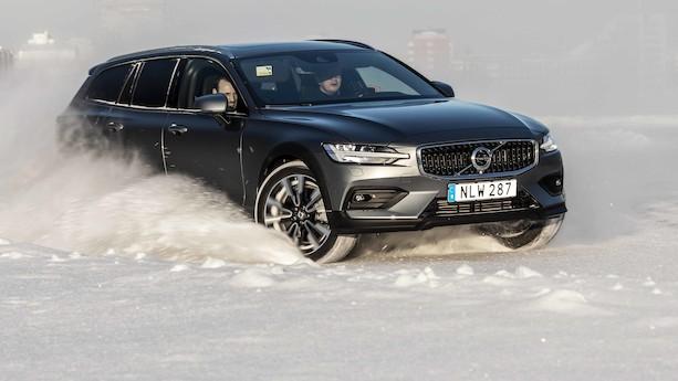Volvo V60 Cross Country giver dig det bedste fra to verdener