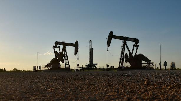 Olieprisen stiger efter granatangreb på to tankskibe ved Oman