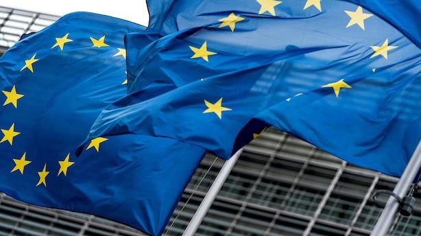 Det sker i dag: EU-topmøde i Bruxelles