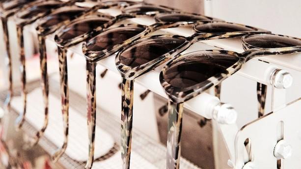 Hemmeligheden bag hip designerbrille: