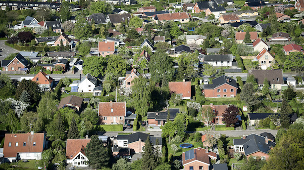 Danskerne købte boliger for rekordhøjt beløb i 2019