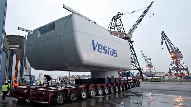 Vestas gennemfører køb af tysk servicevirksomhed