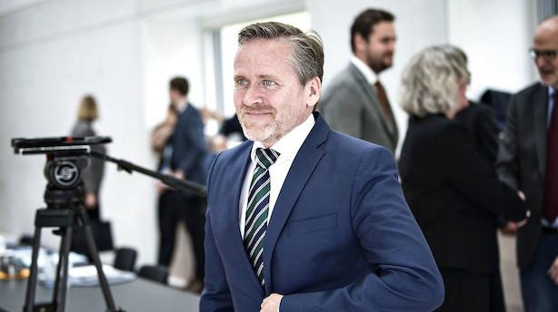 Danmark bliver vært for møde om økonomisk krig mod IS