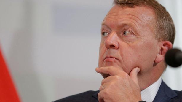 Løkke og EU-venner frygter blokade af brexit-forhandlinger