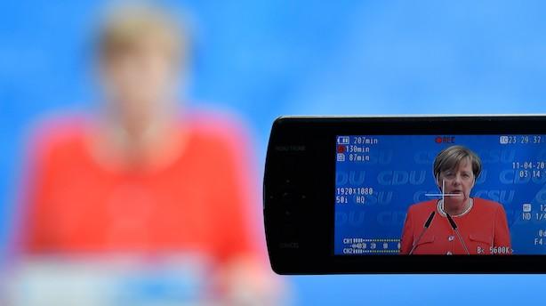 Merkel kan styrke digitale danske eksportchancer