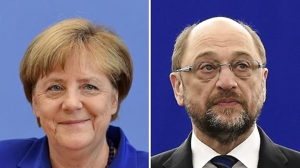 """Ekspert: """"Tyskland er meget, meget langt efter Danmark"""""""