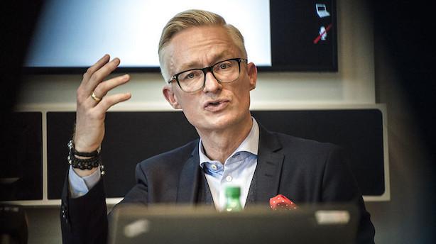 Tryg-boss efter milliardkøb af Alka: Vi kigger stadig efter nye opkøb
