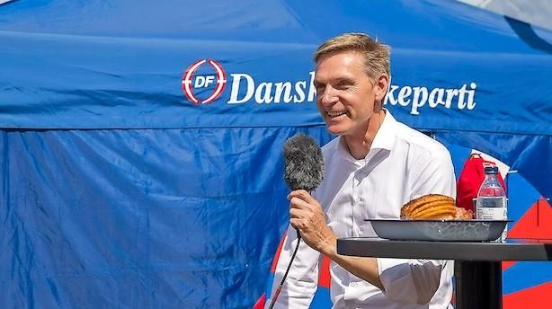 Medie: Dansk Folkeparti giver salg af TV2 dødsstødet
